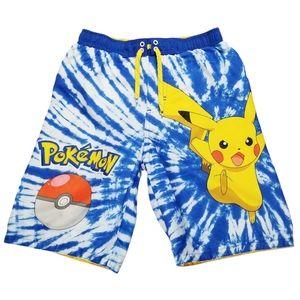 Pokemon Boy's Swim Shorts